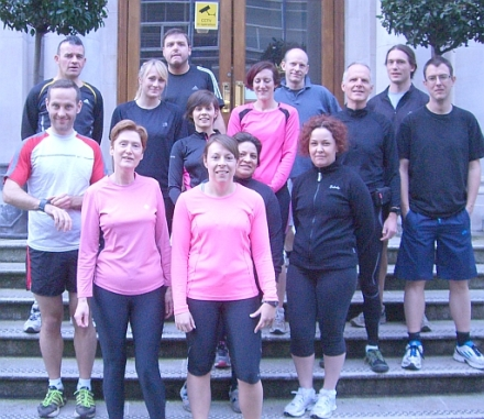 Queen Mary University Runners