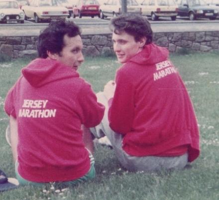 Jersey Marathon 6 May 1984