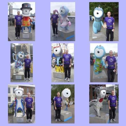 Mascots 19-27