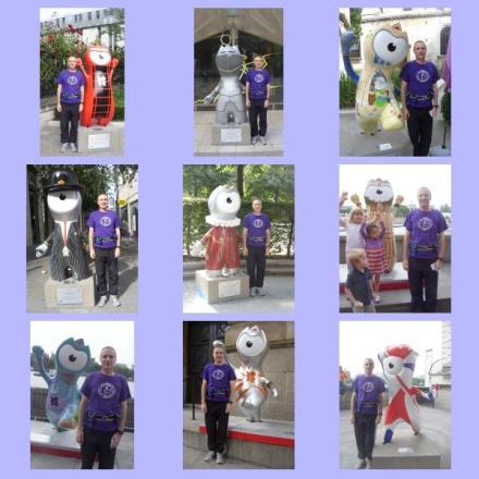 Mascots 28-36