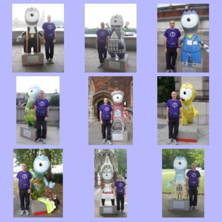 Mascots 37-45