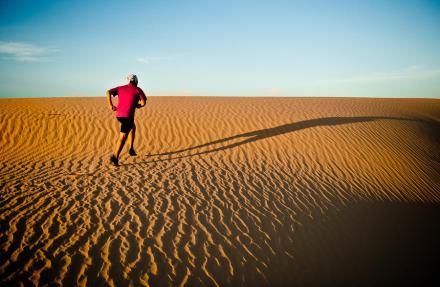 a-long-desert-run