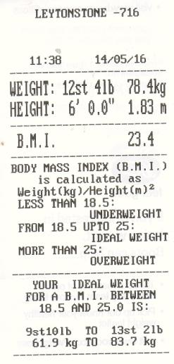 weight 140516